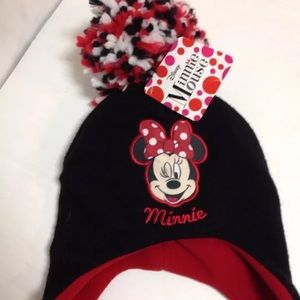 Disney Minnie Mouse ski hat